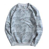 Mens hoodies long-sleeved t shirt plus size round neck pure cotton sweatshirts casual hoodie velvet thick loose sweatshirt L-9XL