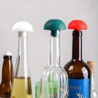Силиконовые уплотнительные бытовые творческие винные колпачок шампанского пробка грибная стеклянная бутылка