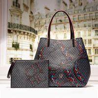 Famosas bolsas de mujer de diseñador 2021 Nueva moda de cuero genuino Bolsa de asas de gran capacidad All-Match Hombro Portátil Chang Sac Luxe