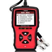 VIdent IBT200 9V-36V Batterietester-Scan-Tools für 12-V-Pkw-Autos und 24V-Hochleistungs-Trucks 100 bis 2000cca