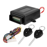 Alarm & Security Universal Car Remote Central Kit Door Lock Keyless Entry System 402 T402 Electronics Accessories
