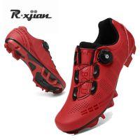 أحذية رياضة الطرق الجبلية، المطاط وحيد غير قفل أحذية رياضية، جودة عالية غير زلة مقاومة للاهتراء الأزياء والأحذية