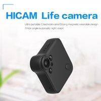 Mini Ip Camera Portable Wifi Wireless Sport Surveillance Motion Sensor P2P Wearable DV Magnetic HD 720P Cameras