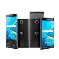 تم تجديد الهواتف الأصلية BlackBerry Prim الهاتف الخليوي RAM 3GB ROM 32GB 5.4 بوصة 18MP 4G LTE