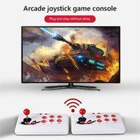 ゲームコントローラジョイスティックコンソールロッカーアーケードゲームと2000+ビデオプレーヤーPOWKIDDY A11 TV / PC /モニターコントローラー