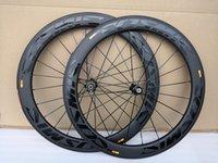 3Kツイル織りロードバイクカーボンホイールクリンチャー60mm深さ25mm幅ボブ自転車ホイールセット