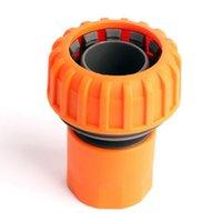 معدات سقي G 1 '' 'خرطوم المياه موصلات سريعة حديقة أنابيب الأنابيب والتجهيزات عالية الجودة برتقالي دائم إصلاح الري الملحقات المشتركة