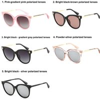 Women Polarized Sport Sunglasses Uv Protection Beach Glasses High Quality Metal Frame Eyewear 5 Color