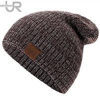 Chapeau unisexe urgentman talors occasionnels pour hommes femmes hip-hop tricoté hiver mâle acrylique crochet ski bonnet femme cap3kbx.xxx