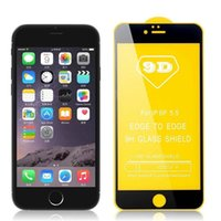 9D 9H Full Cover Protection Tempered Glass Screen Protector Film For iPhone 6 7 8 6s plus x xr mini se 11 12 13 Pro Max