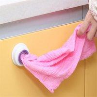 Lavar o clipe de pano de prato de prato de lavagem de armazenamento toalhas de banheiro toalhas de suspensão organizador de cozinha esfregando toalhas de toalha de mão ccf4610