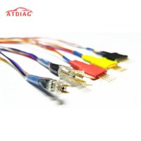 Strumenti diagnostici 5 PZ Cable Cable Fili Pins Sonde Adattatore Supporti IPROG / XPROG per in-circuito ECU senza saldatura