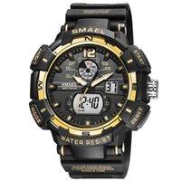 الساعات الرياضية الصغيرة Watertight الكوارتز الرقمية LED BA ضوء ساعة توقيت 8045