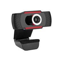 Веб-камера 1080P HD Web-камера для сети потоковой передачи компьютера в прямом эфире с микрофоном Camara USB Plug Play Evenescreen Video
