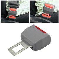 Cor 1 PC Cinto de Cinto de Carro Clip Extender Segurança Segurança Bloqueio de Segurança Buckle Plugue Espesso Inserção Soquete Cintos Acessórios