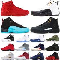 Erkek Basketbollar Ayakkabı Jumpman 11 Jubilee 25th Yıldönümü BRED Concord 11s Ters Grip Oyunu 12 S The Master 12 Erkekler Kadınlar Açık K2222021