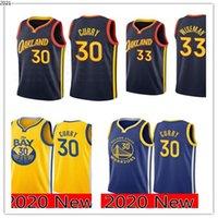 """Golden """"State"""" Warriors """"Jersey Stephen 30 Curry James 33 Wiseman Basketball Jerseys 2021 19.9"""
