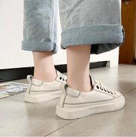 55 2021 Классический повседневный холст обувь с низким стилем высокий женщины спортивный ребенок студент комфортный плоский размер обуви 35-40