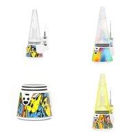 Glass ehookah head vaping device Leaf buddi Wuukah Erig dab kit Best enail wax vape mod