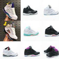 Baby Mocha Travis Scott Fragments Army Blue Basketball Shoes Kids Hious Og Детки Джеки 1s Малыш 35-летие D X AJS 5 I Mid Pj Tucker Kim Jones Khows