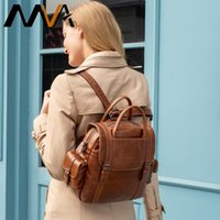 Fashion Anti-theft Women Backpacks High Quality Waterproof Backpack Ladies Large Capacity 9546 Style