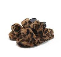 Designers Austrália Mulheres Fluff Oh Fuzz Yeah Cozette Disco Verificador Scuffette Fluffita Womens Slide Australiano Pele Furry Silppers Tamanho 35-44