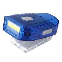 Sensor Light Cap USB аккумуляторный накладной клип на фары для кемпинга ночной рыболовные фары