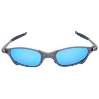 الجملة- الرجال الأصلي روميو الدراجات نظارات الدراجات الاستقطاب جزيرة جولييت x معدن ركوب النظارات الشمسية نظارات العلامة التجارية مصمم CP005-3
