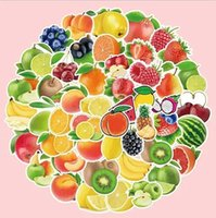 Färghastighet Utskrift Frukt Klistermärke Varumärke Självhäftande design Reklam BMG5723