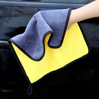 Towel Car Wash Microfiber Thickened 30*30cm 30*40cm 30*60cm Cleaning Drying Cloth Care