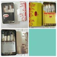Hot Ky Make-up Pinsel 12 Stücke Professionelle Make-up Pinsel Set Kit + Eisenkasten Schneller Versand