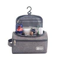 Cosmetic Bags & Cases Travel Organizer Bag High Quality Wash Men's Business Portable Toiletries Set Shampoo Bath Hanging