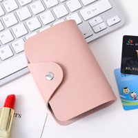 2021 The party gift Sublimation Blank Credit Card Holder Slot Wallets Thermal Heat Transfer Print Neoprene Purse with Lanyard Wristlet Handbags F102306