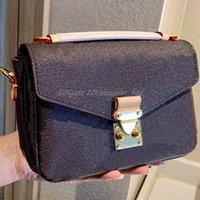 Роскошные дамы дизайнер знаменитые 2021 ручные сумки 1955 серия серии пресбиопия Лошадь простая элегантность классический плечевой пряжкой сумка холст сумки крест для тела сумки