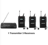 2014 UHF Беспроводной в ухо этап монитор системы TAKSTAR в ухо этап беспроводной монитор системы 3 приемник + 1 передатчик WPM-200 бесплатная доставка