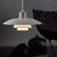 Louis Poulsen PH 4 3 pendant lamp metal material Louis Pouls...