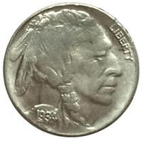 1934 BUFFALO NICKEL COIN COPY