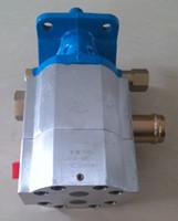 Pompes à engrenages hydrauliques Fendeuses de bûches CBNA-10.9 / 3.0 vannes 12.5GPM pour machines-outils