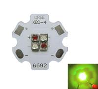CREE XB-D XBD 12W 4 LEDS niebieski zielony czerwony żółty ciepły biały Mixcolor 350-700mA LED Light DIY