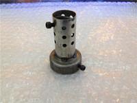 Pour la conversion de moto Silenceur de silencieux de silencieux de silencieux bouchon de tuyau de silencieux 48mm diamètre Tonalité réglable