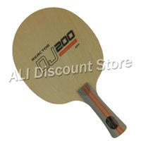 Wholesale- Reactor DJ200 DJ 200 DJ-200 Attack + Loop OFF- Ping-pong per racchetta PingPong