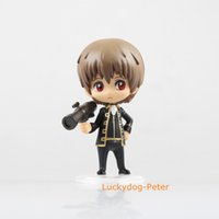 Free Shipping Gintama Sougo Okita Action Figure Toushirou Hi...