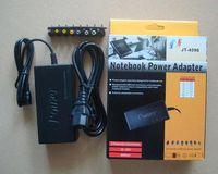 Новая горячая продажа универсальный 96 Вт ноутбук ноутбук 15 в-24 В переменного тока зарядное устройство адаптер питания с 8 разъемами Бесплатная доставка 50 шт. / лот