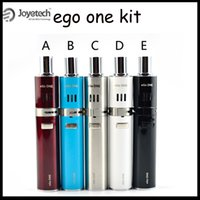 Ego One Kit Vaporizer Kit 1100mah 2200mah Ego One battery wi...