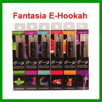 Shisha Pen Fantasia E Hookah Pen 800 Puffs With 10 Flavors M...