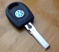 VW Passat 트랜스 폰더 열쇠 포탄을위한 좋은 품질