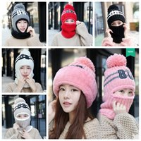 8f733fb2d68 Wholesale rain hats for women for sale - 6 Colors Pom Beanies Hats New  Winter Cap