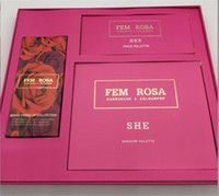 Fem Rosa Karrueche X Colourpop Cosmetics Set 12 color SHE Ey...