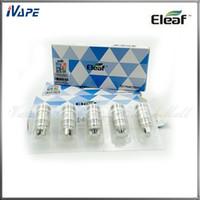 100%オリジナルISMOKA ELEAR ECヘッド0.3 0.5オームIJUST 2メロアトイザーオーガノールコットンコイル2メロタンク
