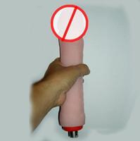 accesorios para ametralladoras - Consolador extra grande de alta calidad para juguetes sexuales femeninos Muebles ametralladoras masturbación dispositivos médicos